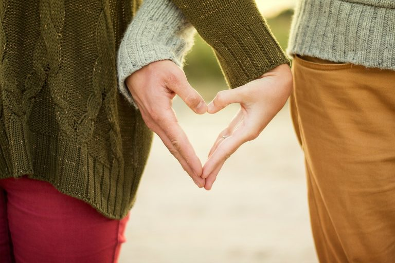 February is almost over, and so is the relationship month here on the blog.