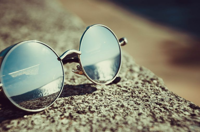 I pair of proper sunglasses can help reduce ADHD sensory overload a lot this summer.